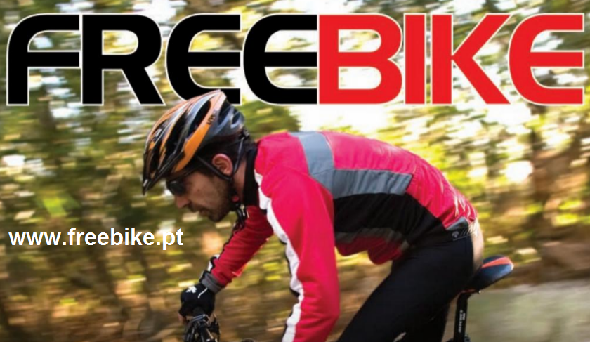 Revista FREEBIKE...disponível na nossa loja. Gratuita!