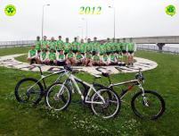 Equipa APOCRED/Guersan/GimLine 2012