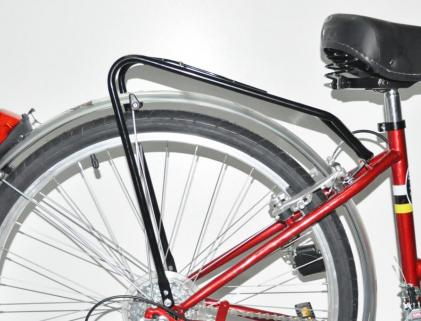City Bike 26 SH - SIS Triple - Suporte bagagem